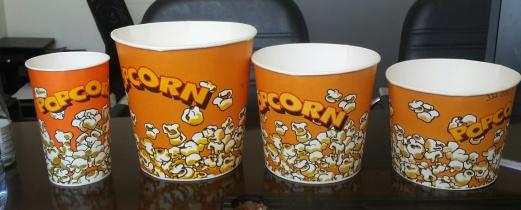 יבוא כוסות נייר מסין כוסות נייר כוסות נייר ממותגות כוסות נייר לשתייה חמה כוסות לפופקורן אריזה לפופקורן גביע פופקורן